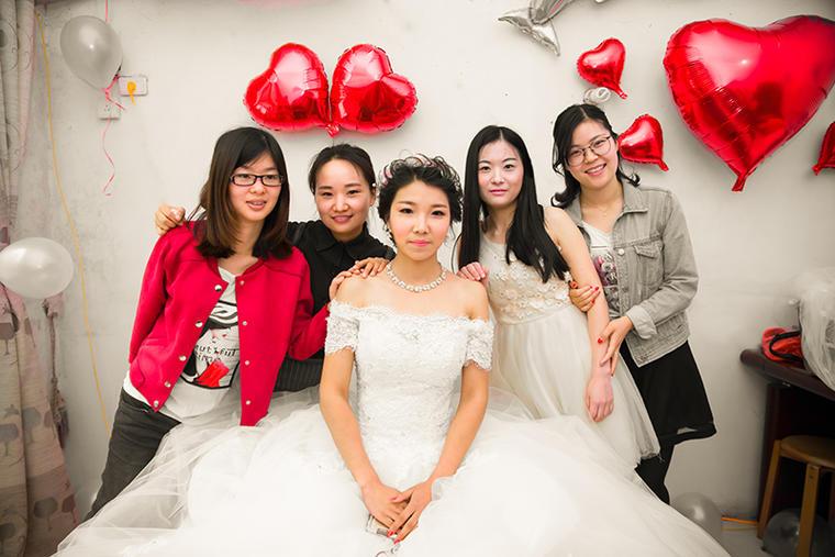 纪实婚礼摄影 做一对快乐的新人!