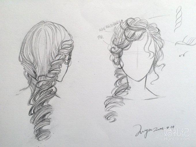 美术素描步骤笔记