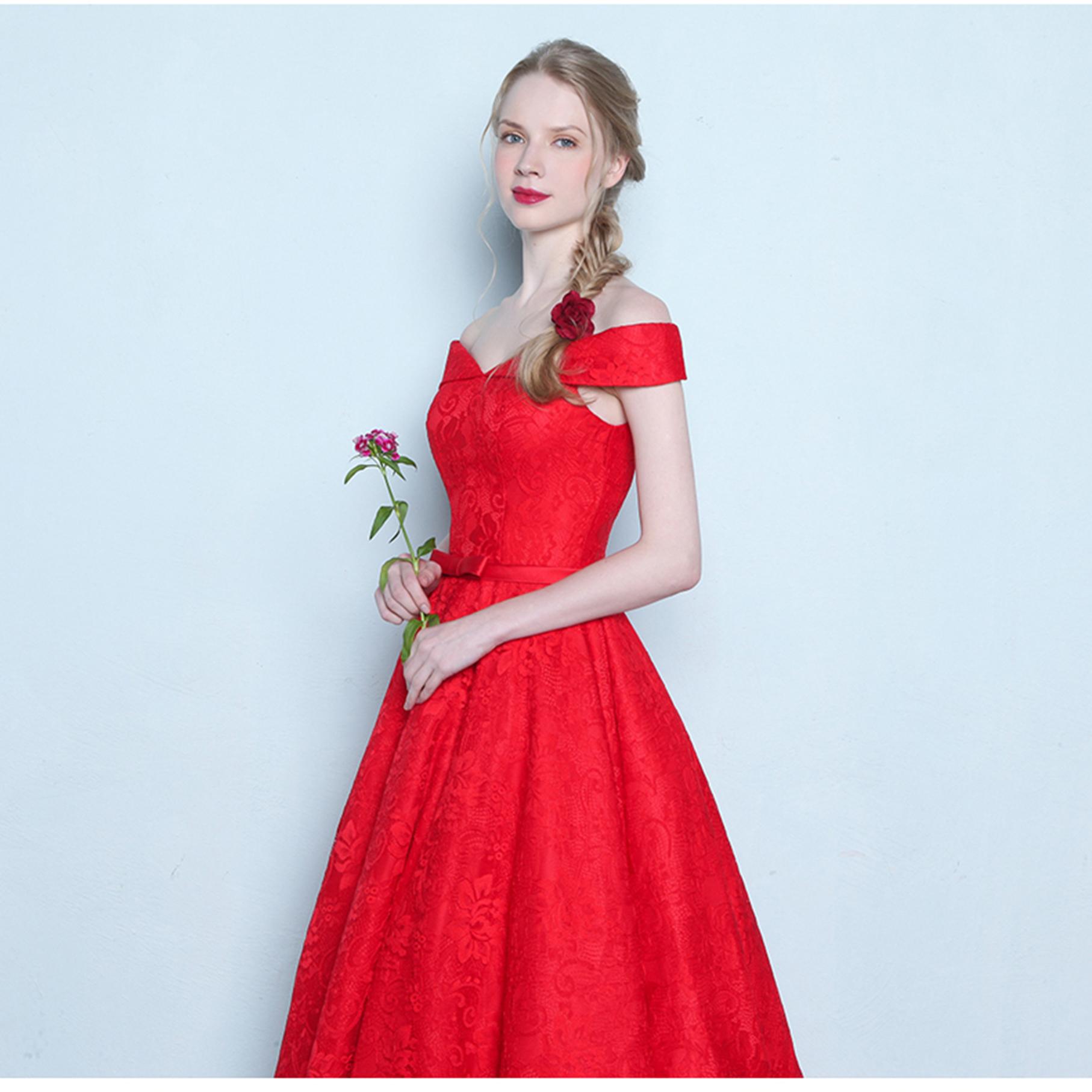 连衣裙颜色有藏蓝色,红色,黑色,白色这几种颜色哪个图片