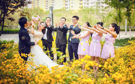 kellywangstudio——婚礼跟拍三机位