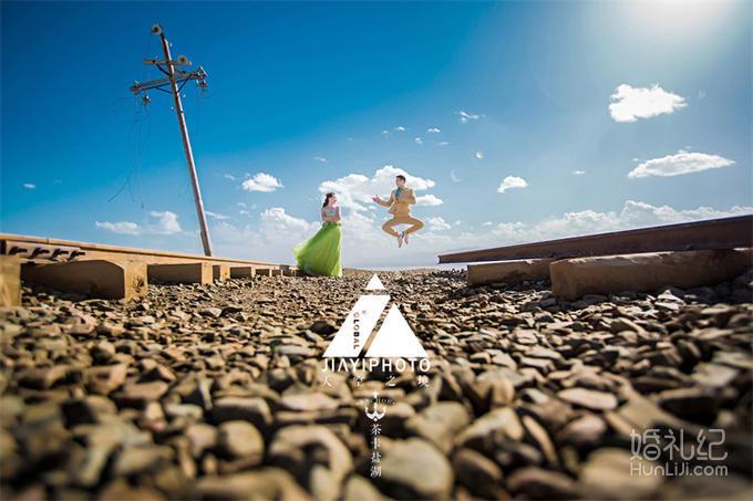 天空之境--茶卡盐湖