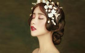 《况利彩妆造型》总监级别化妆师新娘跟妆8880