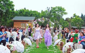 梦工厂婚礼作品展
