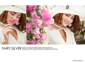 【西安台北新娘婚纱摄影——写真季】