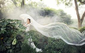 圣曼罗婚纱摄影苏州上海双城拍套餐