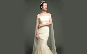 蘭墨婚纱女王系列4388人气热销款