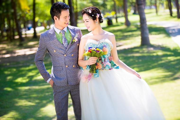 【米兰春天】分享幸福 感谢「陈欢 & 蒋楠」