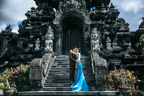 克洛伊全球旅拍【巴厘岛店】客片分享:张芳&金鑫