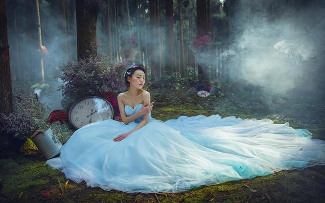 #SUNSHINE童话主题系列#