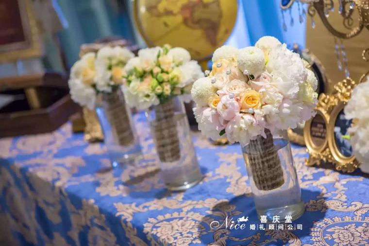 [NICE]全息投影打造复古奢华婚礼现场!