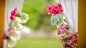 【Lomo婚礼】小清新草坪——静谧时光