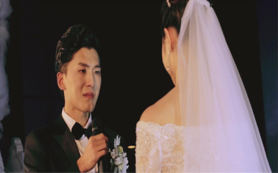 郑州婚礼《爱的足迹》三机位套餐(时代制片)