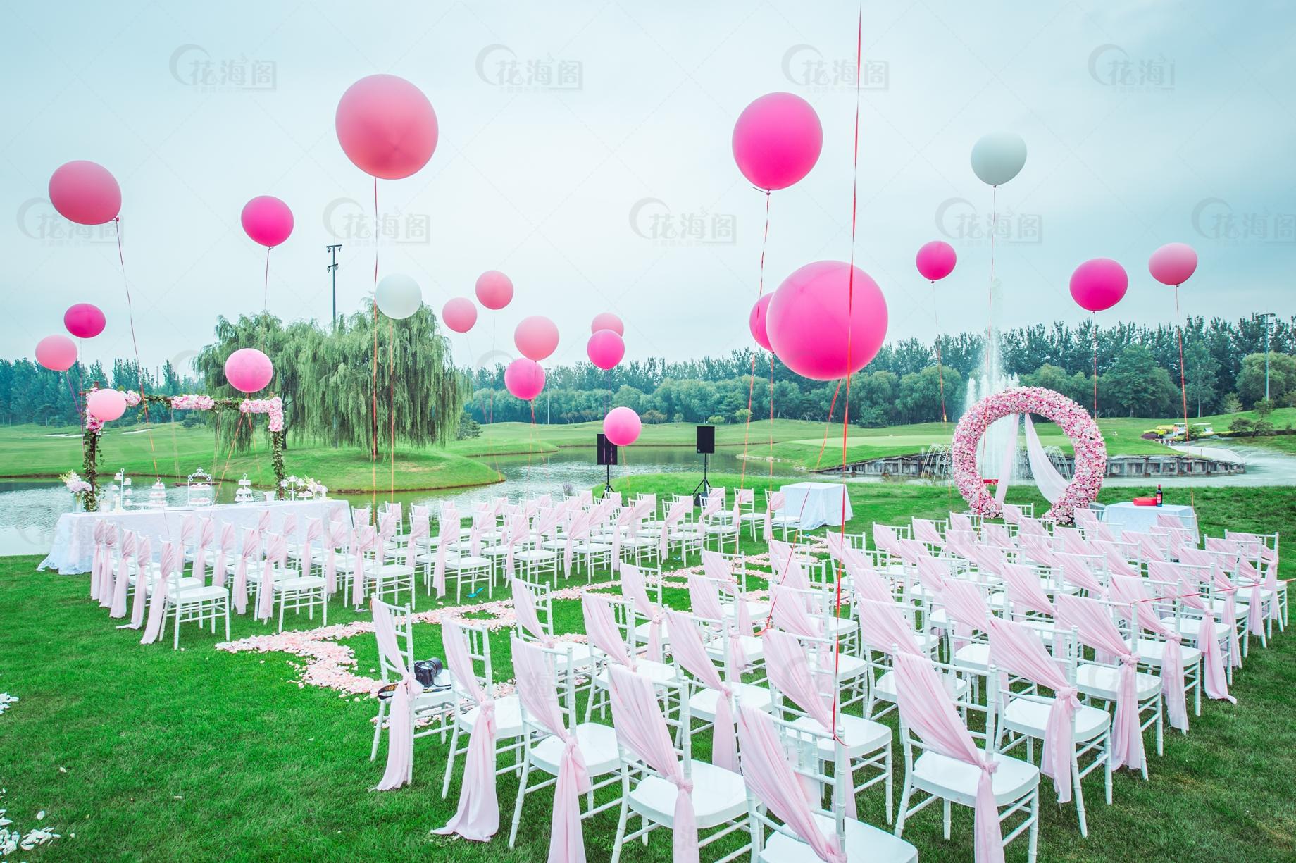结婚纪�y��yd�&����_马卡龙色系婚礼布置,婚礼布置图库,婚礼纪www.hunliji