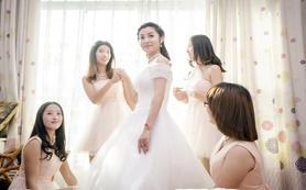 灵感光影创始人兼首席档+资深摄影师双机位婚礼跟拍