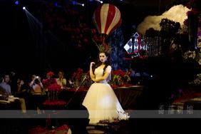 「FAN」守护---2016洲际酒店婚纱走秀