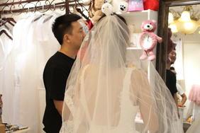 最美顾客照   &  最美新娘纱