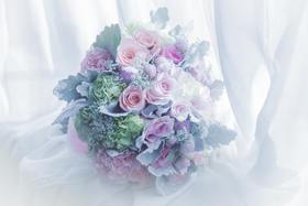 薇时光婚礼会馆求婚