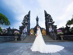 【客片欣赏】巴厘岛小婆罗浮屠塔