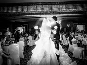 婚庆婚宴现场跟拍