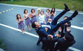 欧美纪实婚礼跟拍