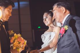 总监档婚礼跟拍现场摄影作品
