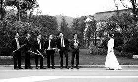双机位婚礼跟拍