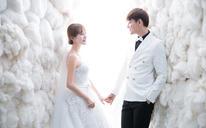 韩国名匠+韩式唯美内景婚纱照