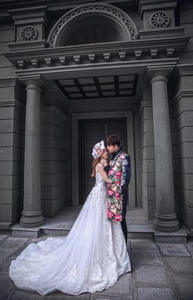 【韩国名匠】欧式婚纱摄影