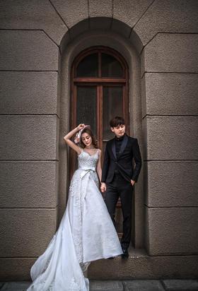 韩国名匠——欧式宫殿主题婚纱摄影