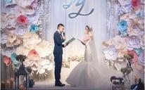 韩式浪漫主题婚礼  景上锦--\\\