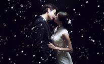 韩式婚纱照系列——唯美雪密