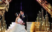 创意浪漫主题婚礼——目光