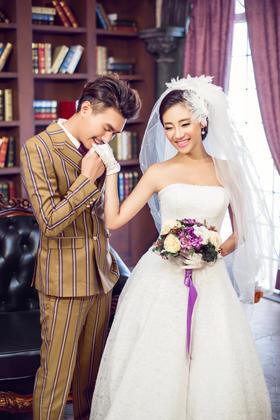 欧式英伦婚纱摄影+爱情城堡