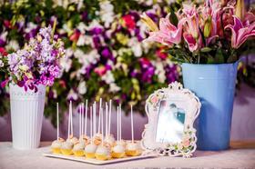 创意鲜花婚礼布置 | 愿得一人心,白首不相离!