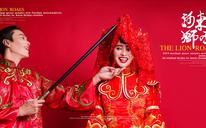 中式复古婚纱摄影+要遇见这样的一个你
