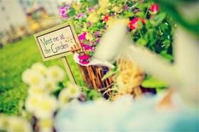 【相伴一生】—秘密花园+森系小清新婚礼风