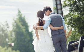 「韩式浪漫满屋」绿野仙踪婚纱照系列