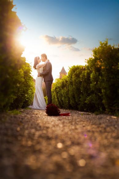 西安米兰私人唯美婚纱摄影