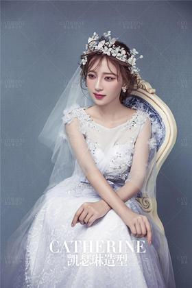 唯美婚纱系列——婚礼秘密花园