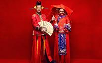 纪实风·纯色中式客照欣赏
