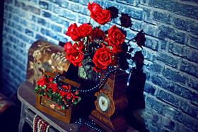 [风想复古婚礼]玫瑰嘉人