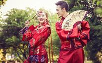 【凯帝摄影】中式古典婚纱照