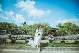 【拿十造像】塞班岛婚纱拍摄