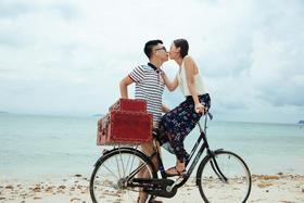 海景旅行风——最新婚纱客照