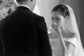 婚纱礼服+亲爱的,我们结婚了!