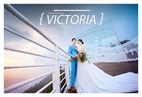 维多利亚环球婚纱旅拍《三亚站》祝福:董希雪夫妇