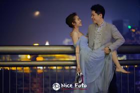 拿十造像香港婚纱旅拍