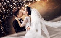 韩式时尚婚纱客片