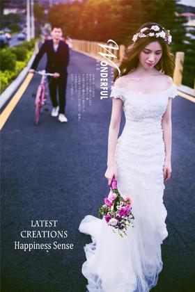 【每日婚纱客片·06月25日】爱在旅途
