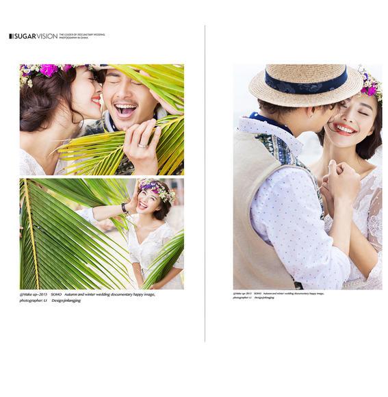 九二视觉邀您与我们相约三亚 婚纱摄影